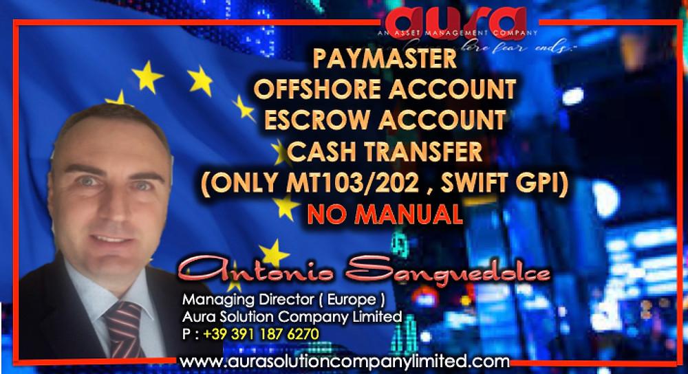 Il nostro approccio: Antonio Sanguedolce : Aura Solution company Limited