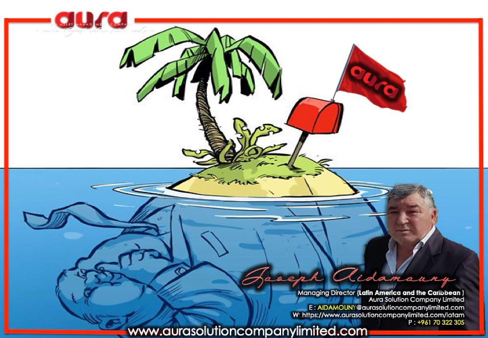 10 أسباب لماذا تحتاج إلى حساب مصرفي خارجي: Aura Solution Company Limited