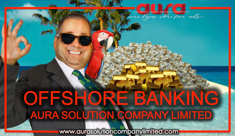 Open International Bank Account : Aura Solution Company Limited