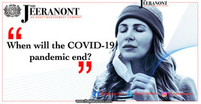 When will the COVID-19 pandemic end? : The Jeeranont