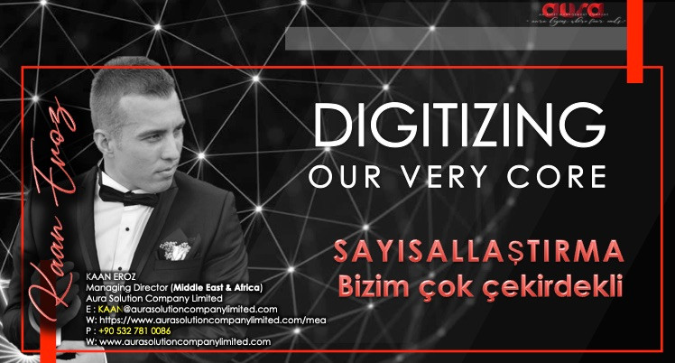 Digitalizando nuestro núcleo: Aura Solution Company Limited