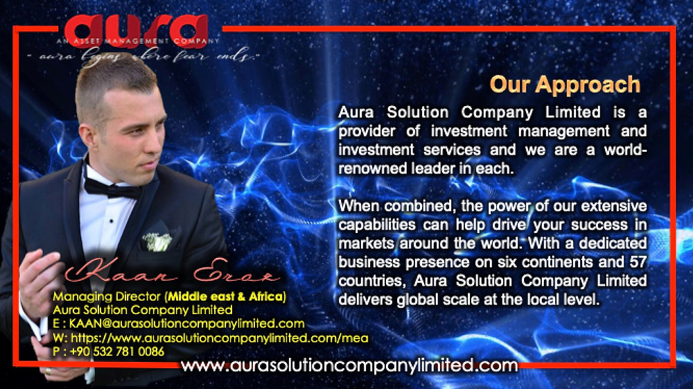 Our Approach : Kaan Eroz : Aura Solution Company Limited