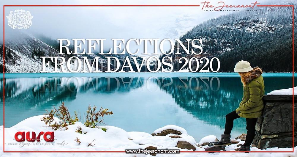 Размышления о Давосе 2020: Jeeranont