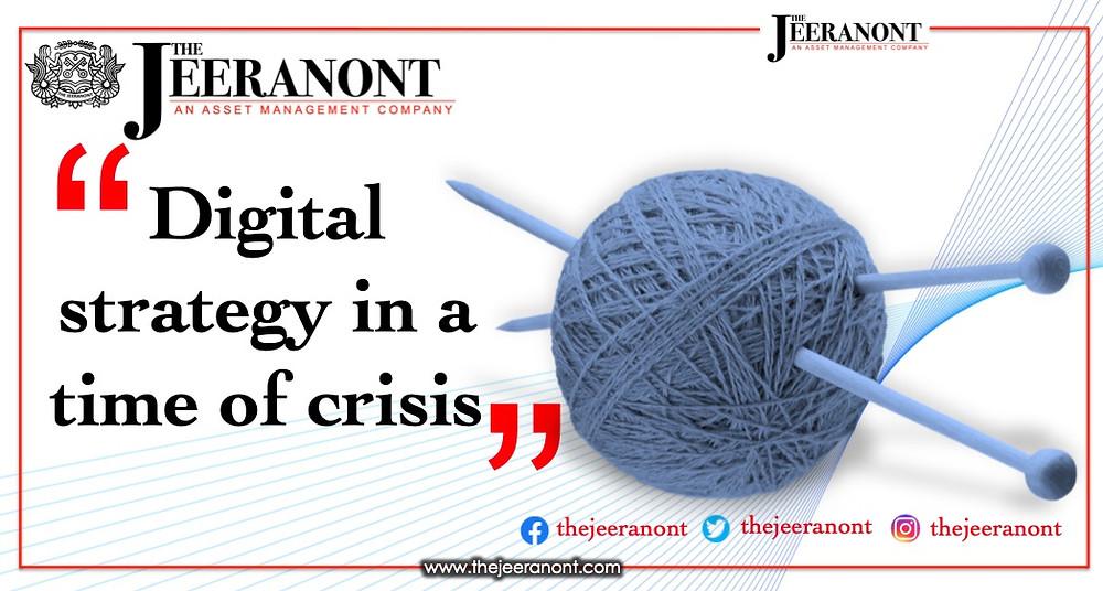 Estrategia digital en tiempos de crisis: The Jeeranont