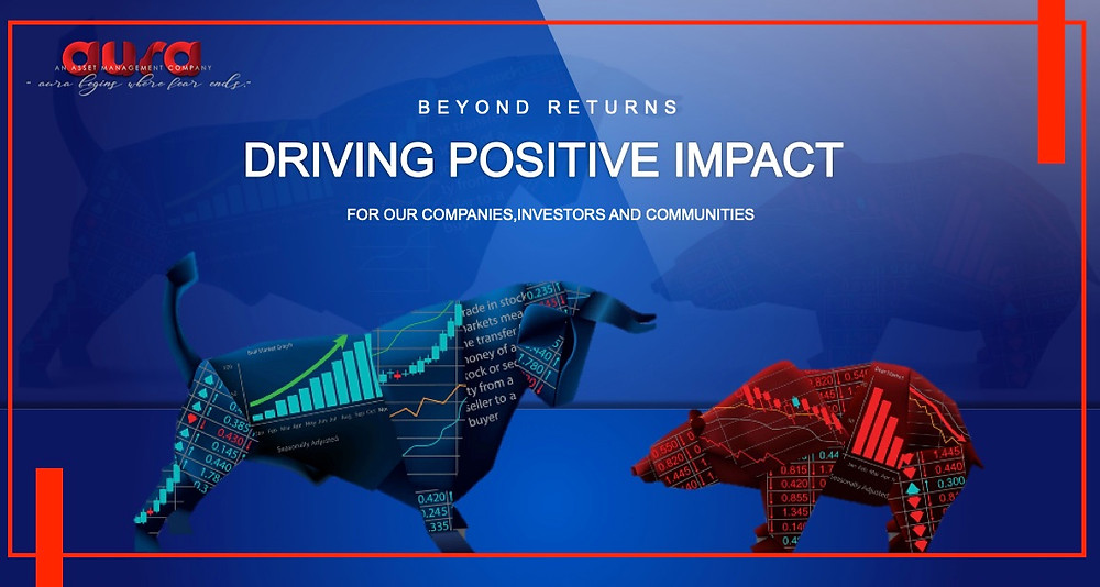 Driving Positive Impact for Our Companies, Investors and Communities : Aura Solution Company Limited