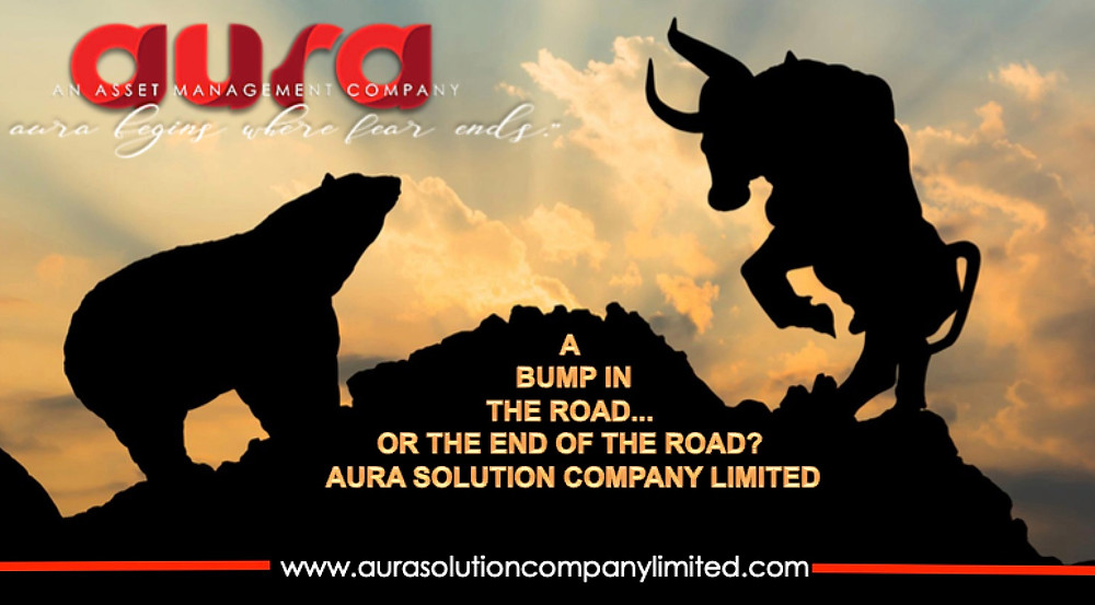 A Bump in the Road... or the End of the Road? : Aura Solution Company Limited