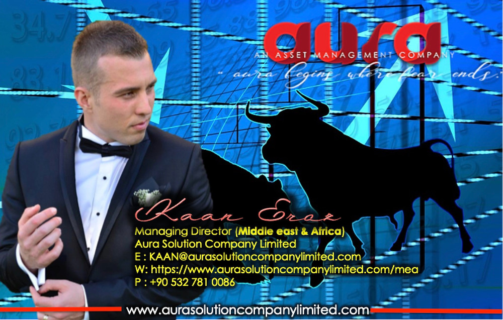5 Ideas That Could Add Alpha in 2019 : Kaan Eroz,Managing Director : Aura Solution Company Limited
