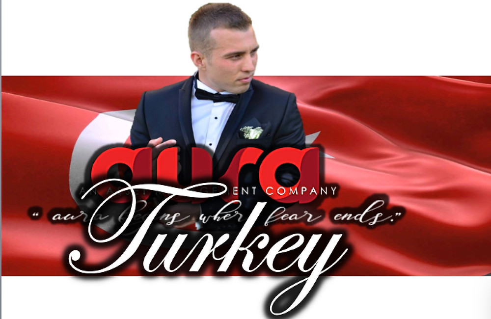 Kaan Eroz : Turkey : Aura Solution Company Limited