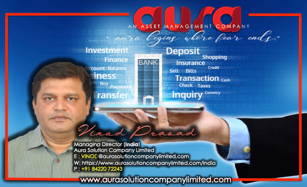 Adapting to the Operating Model of the Future : Vinod Prasad : Aura Solution Company Limited