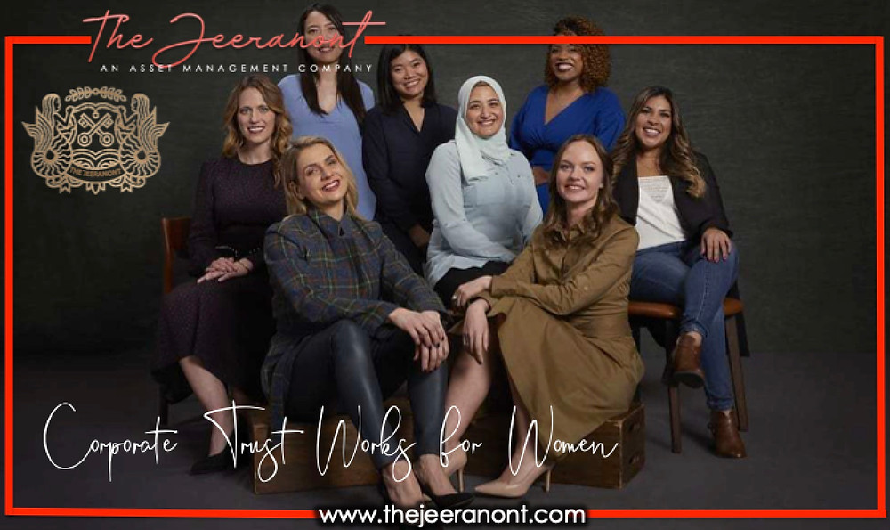 Corporate Trust Works for Women : The Jeeranont