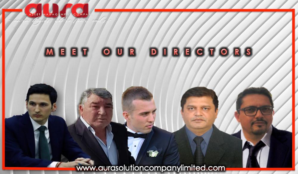 Asset & Wealth Management : Aura Solution Company Limited