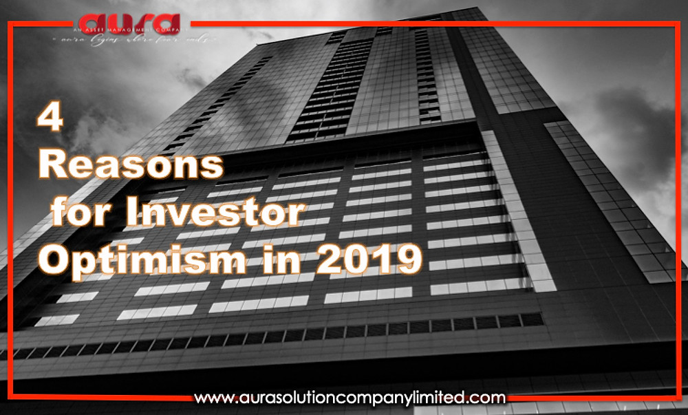 4 Reasons for Investor Optimism in 2019 : Aura Solution Company Limited