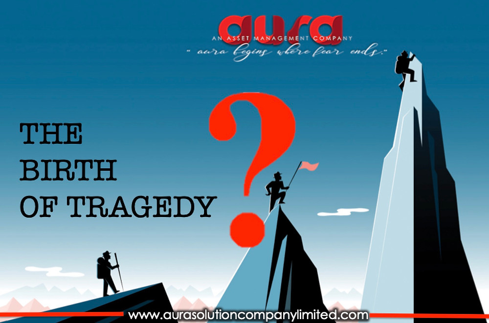 "The Birth of tragedy ""Investment Conclusion"" : Aura Solution Company Limited"