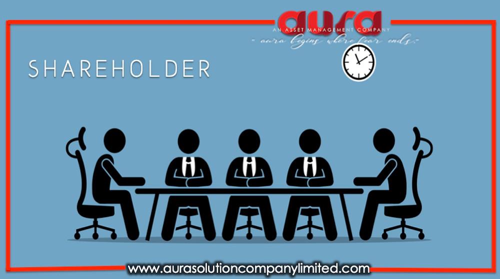 Dear Shareholders —Aura Solution Company Limited