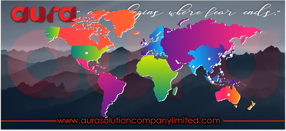 GLOBAL OFFICES : Aura Solution Company Limited