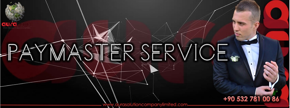 Paymaster Services | Aura Solution Company Limited | Kaan Eroz, Director |