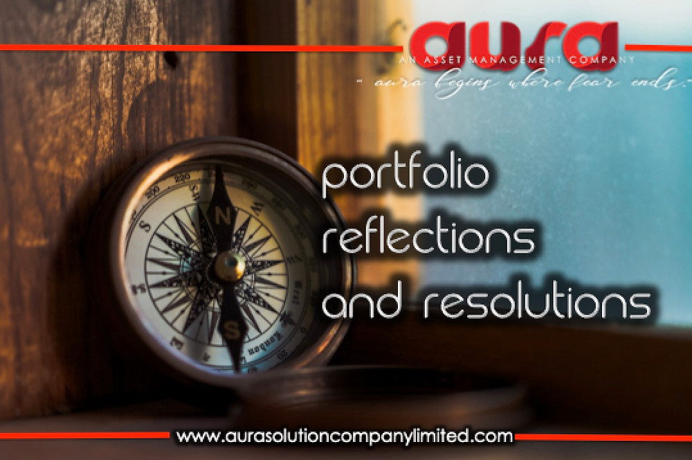 Portfolio Reflections and Resolutions : Aura Solution Company Limited