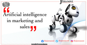 Artificial Intelligence in marketing and sales : The Jeeranont