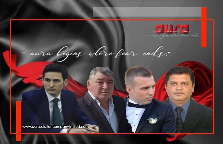 Dünyanın yatırım şeklini değiştirme: Kaan Eroz: Aura Solution Company Limited