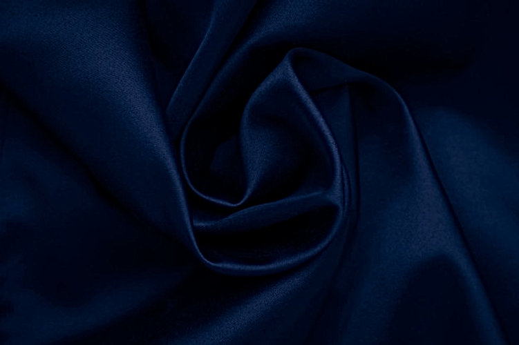 dark-blue-wavy-silk-background-abstract-