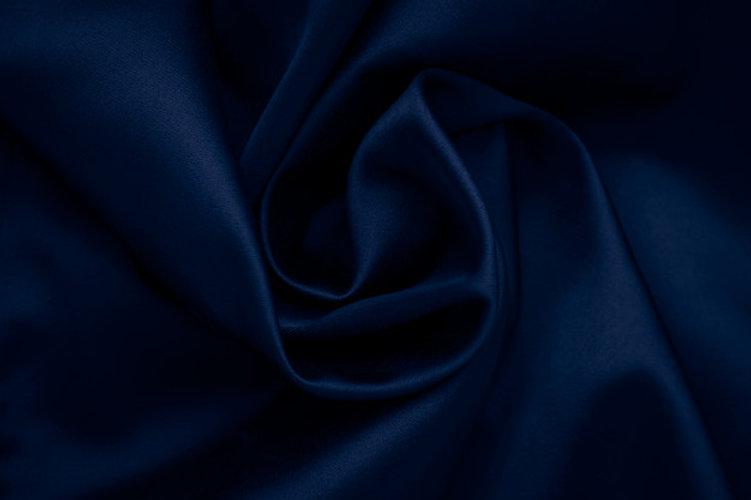 dark-blue-wavy-silk-background-abstract-