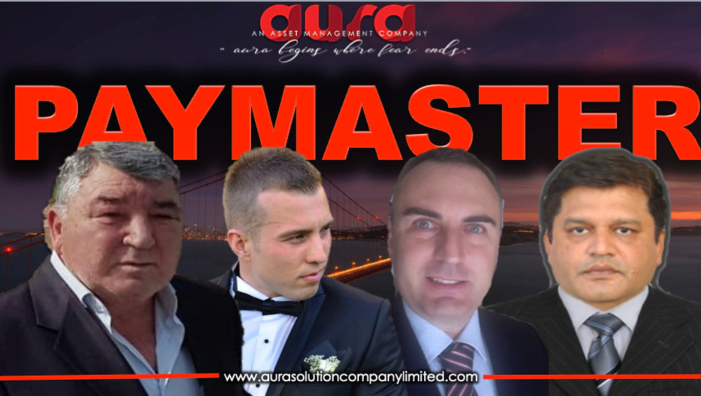 Paymaster Service , Aura Solution Company Limited