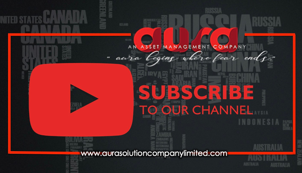 Subscribe to our Youtube Channel : Aura Solution Company Limited