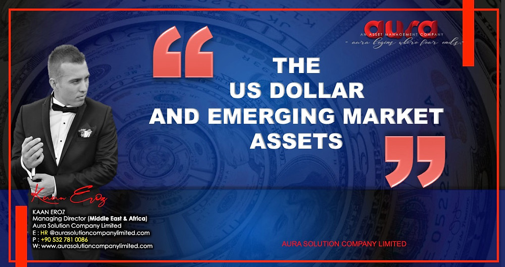 The U.S. dollar and emerging market assets : Kaan Eroz : Aura Solution Company Limited