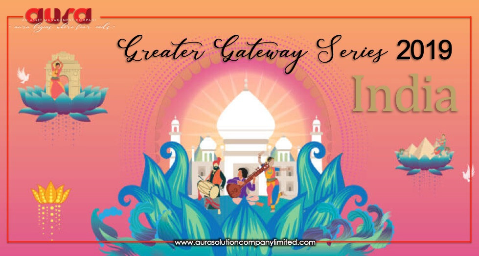 A Greater Gateway to India : Aura Solution Company Limited
