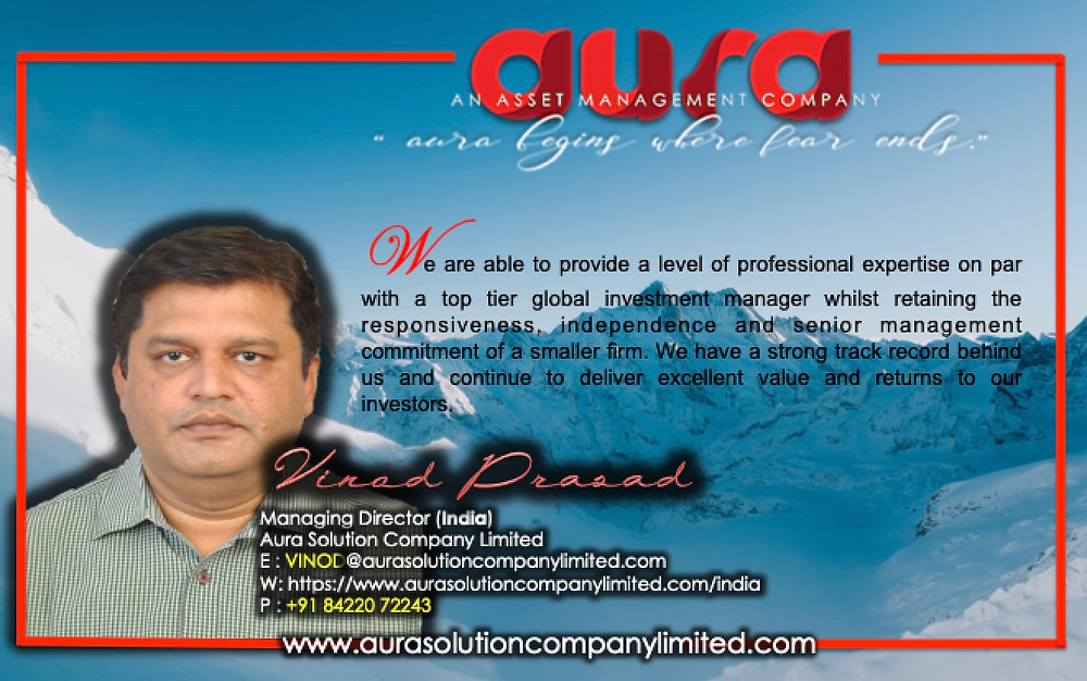 Our Approach : Vinod Prasad : Aura Solution company Limited