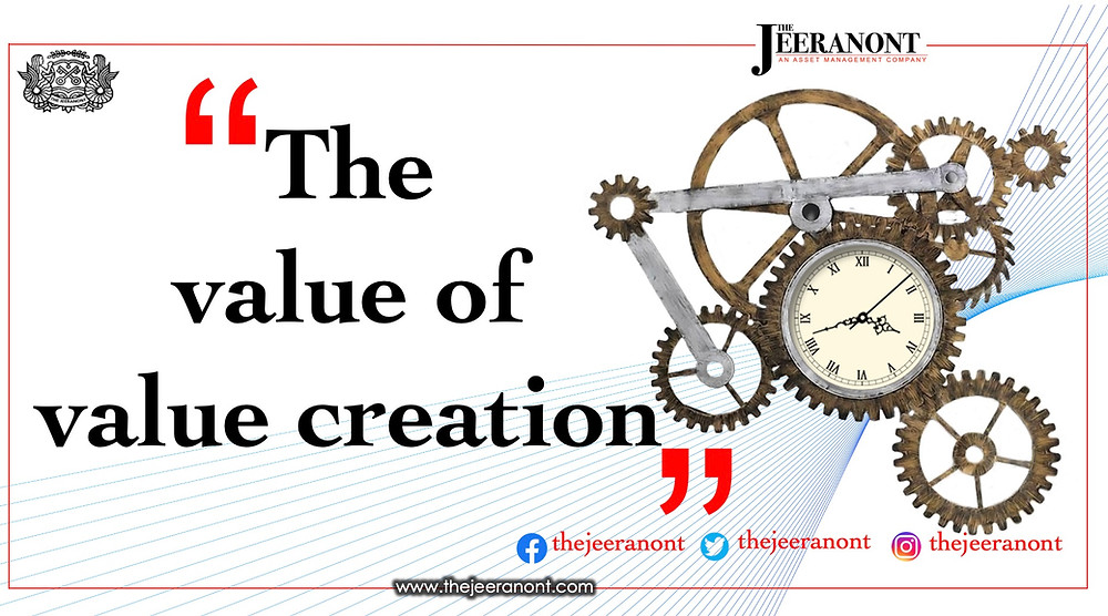 The value of value creation: The Jeeranont
