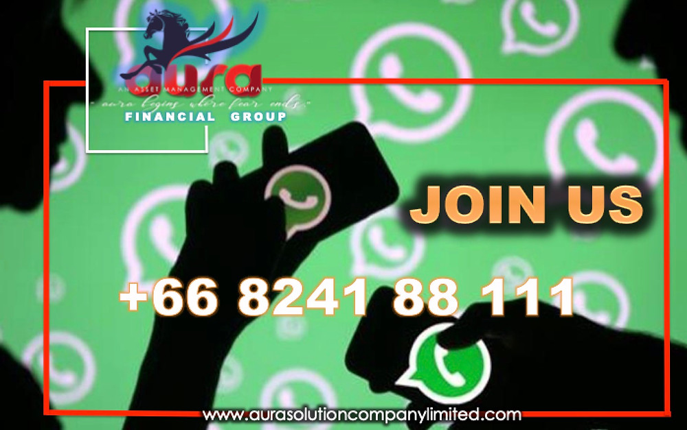 PRESS NOTE : Whatsapp Group : Aura Solution Company Limited