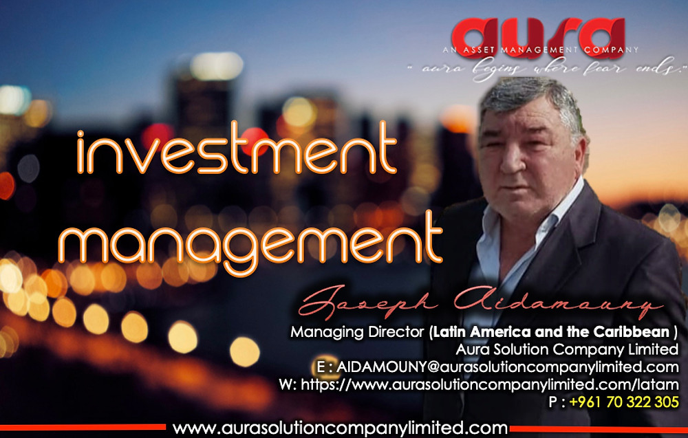Aura Investment Management : Aura Solution Company Limited