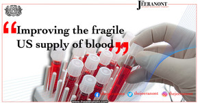 Improving the fragile US supply of blood : The Jeeranont