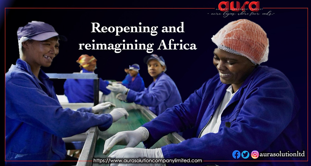 Reopening and reimagining Africa : Aura Solution Company Limited