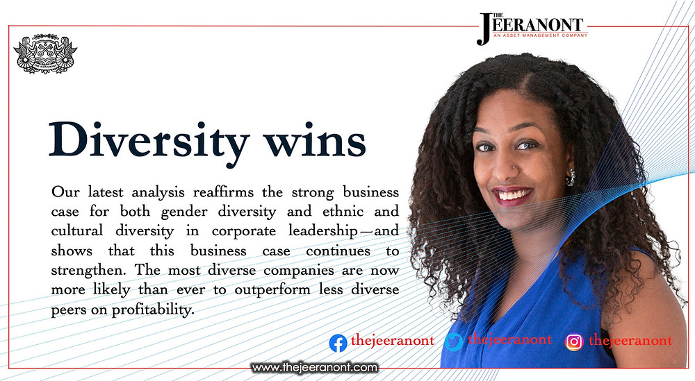 Diversity wins: How inclusion matters: The Jeeranont