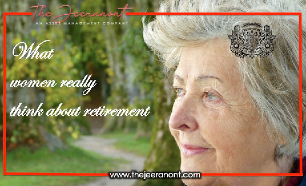 What women really think about retirement : The Jeeranont