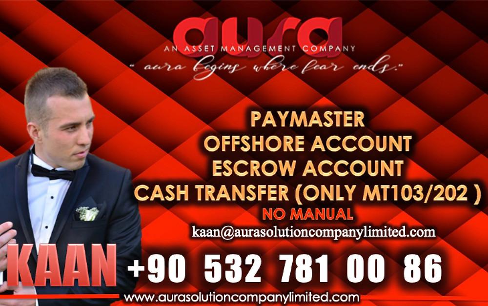 Kaan Eroz, Aura Solution Company Limited