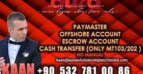 Paymaster Service : Aura Solution Company Limited
