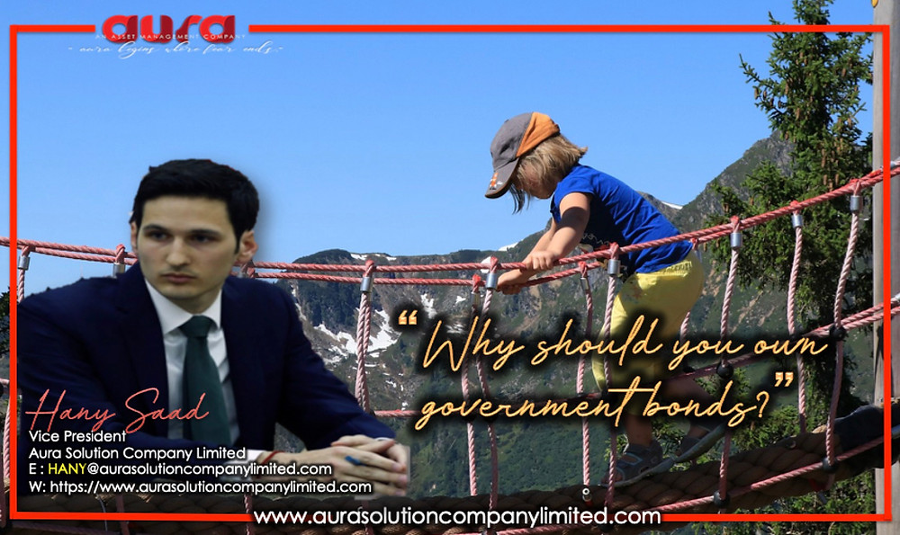 Why should you own government bonds? : Aura Solution Company Limited