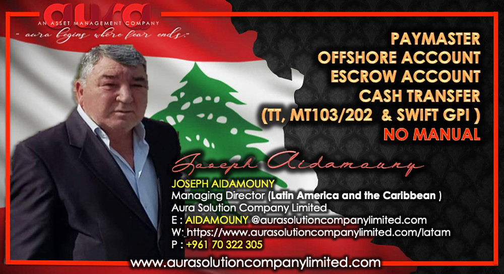 Custody – it's time for an upgrade : Joseph Aidamouny : Aura Solution Company Limited