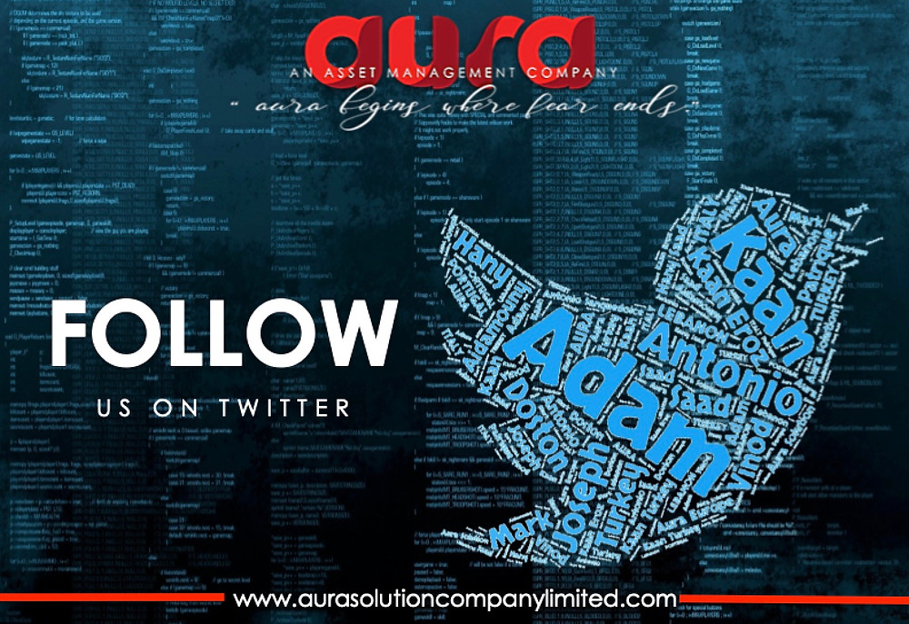 Follow us on TWITTER : Aura Solution Company Limited