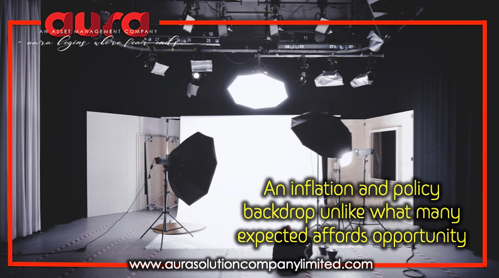 Inflation and policy backdrop unlike what many expected affords opportunity: Aura Solution Limited