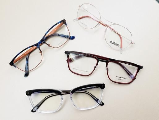 Eyewear Materials