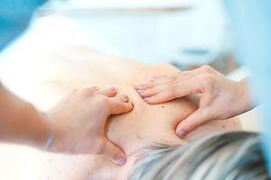 Massage dos femme new