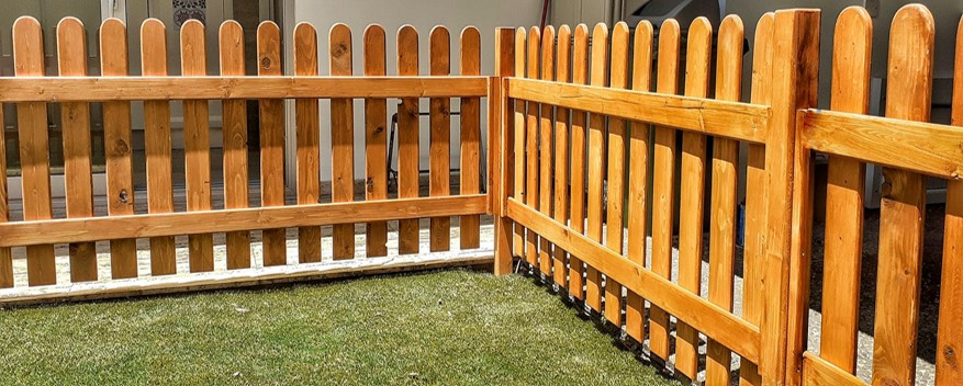 Playgroung Fence