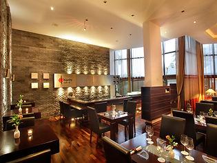 Grand Resort Kyoshi sushi bar Adelfoi Petrou