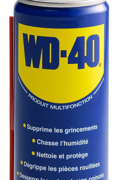 LUBRICANT WD40 MULTIFUNCTION 200ML OR 400ML