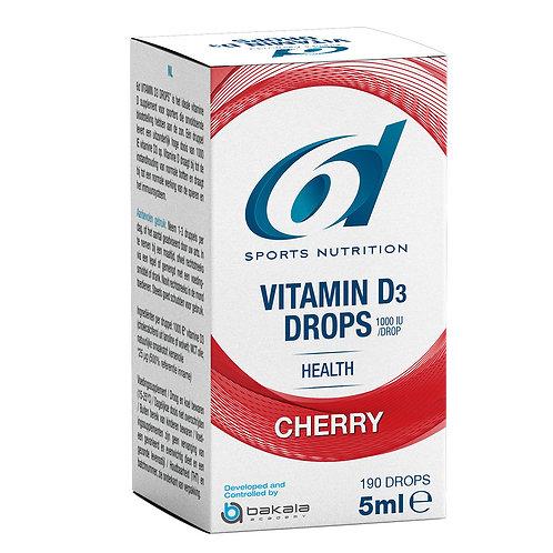Vitamin D3 Cherry - 190 drops