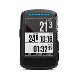 Wahoo ELEMNT BOLT compteur GPS pour vélo STEALTH EDITION NOIR